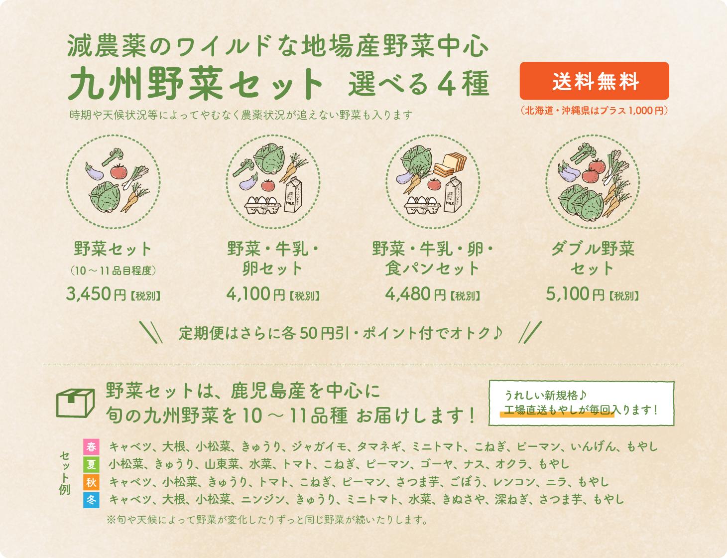 九州野菜セット